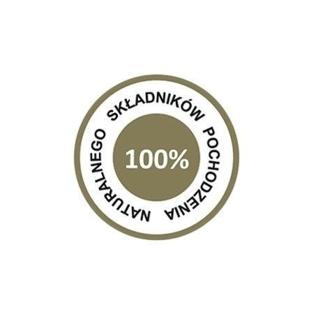 100% składników naturalnego pochodzenia