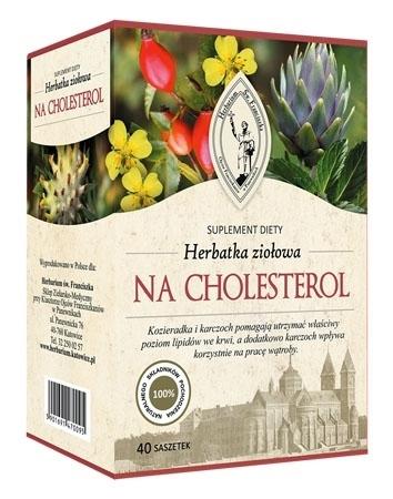 Herbatka ziołowa na cholesterol, 120 g (fix)