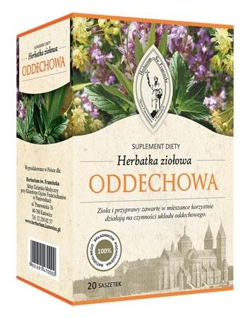 Herbatka ziołowa Oddechowa, 100 g (fix)