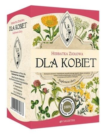 Herbatka ziołowa dla kobiet, 120 g (fix)