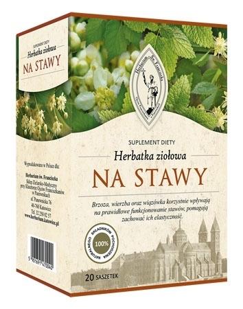 Herbatka ziołowa na stawy, 100 g (fix)