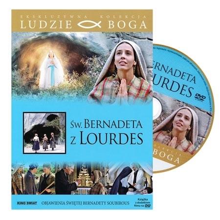 Św. Bernadeta z Lourdes. Film DVD