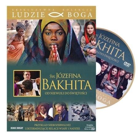 Św. Józefina Bakhita. Od niewoli do świętości. Film DVD