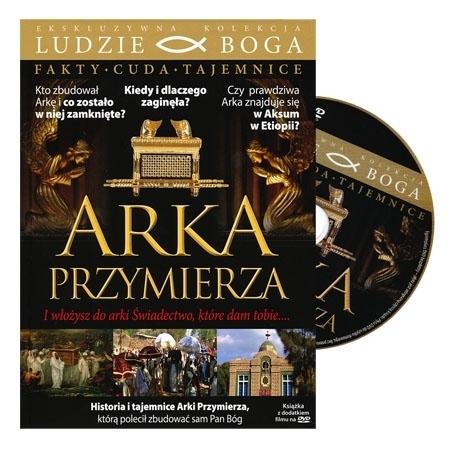 Arka Przymierza. Film DVD