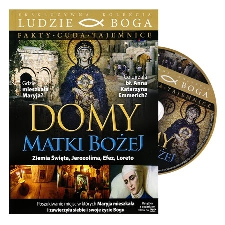 Domy Matki Bożej. Film DVD