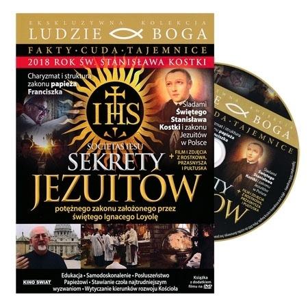 Sekrety Jezuitów. Film DVD