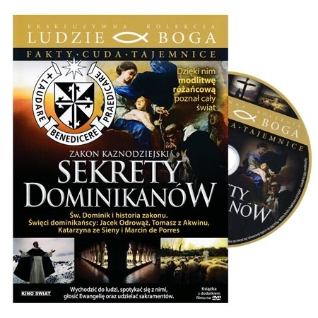 Sekrety Dominikanów. Film DVD