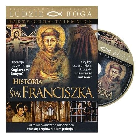 Historia św. Franciszka. Film DVD
