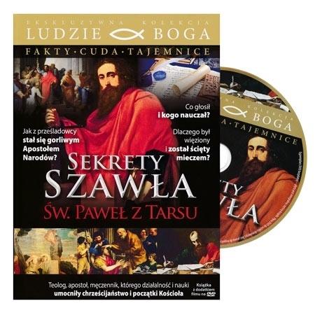 Sekrety Szawła. Św. Paweł z Tarsu. Film DVD