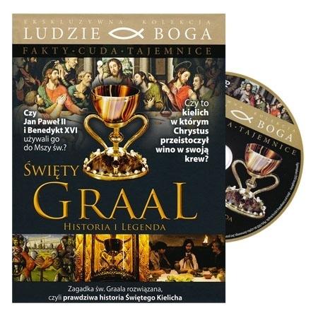 Święty Graal. Historia i legenda. Film DVD