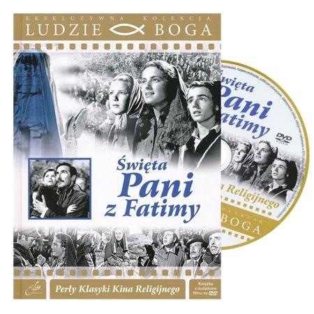 Święta Pani z Fatimy. Film DVD