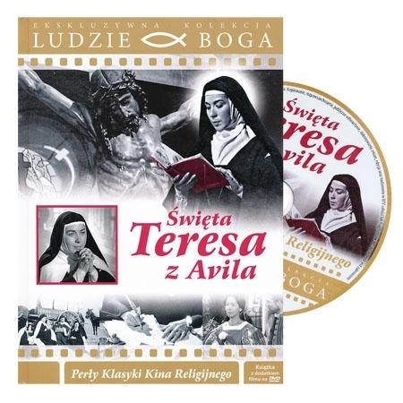 Święta Teresa z Avila. Film DVD