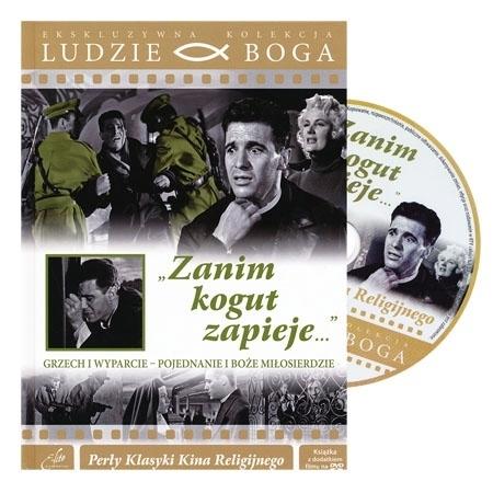 """""""Zanim kogut zapieje..."""". Film DVD"""