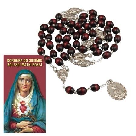 Koronka do Siedmiu Boleści Matki Bożej : Dewocjonalia