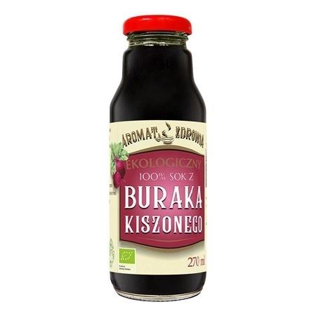 Ekologiczny sok z buraka kiszonego, 270 ml