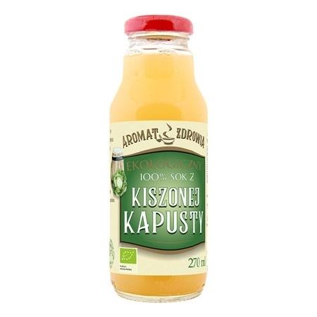 Ekologiczny sok z kiszonej kapusty, 270 ml