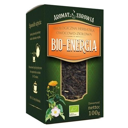 Ekologiczna herbatka. Bio-energia, 100 g