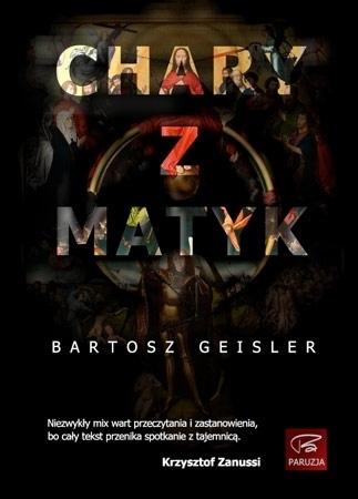 Charyzmatyk - Bartosz Geisler : Powieść