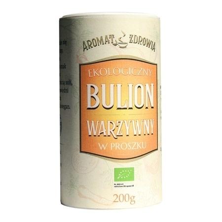 Ekologiczny bulion warzywny w proszku, 200 g