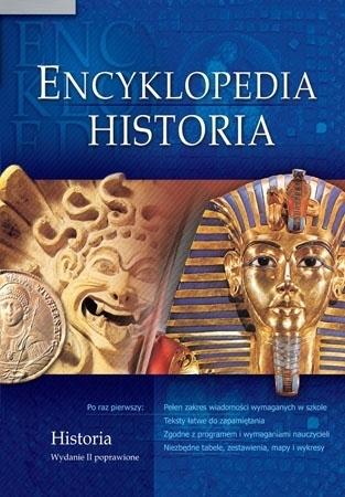 Encyklopedia szkolna - historia - dla szkoły podstawowej, liceum i technikum : Podręczniki szkolne