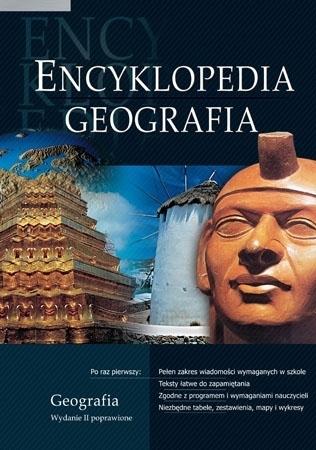 Encyklopedia szkolna - geografia - dla szkoły podstawowej, liceum i technikum : Podręczniki szkolne