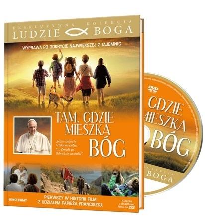 Tam, gdzie mieszka Bóg. Film DVD