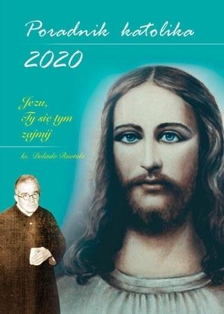 Poradnik katolika 2020 - Jezu, Ty się tym zajmij : Kalendarz