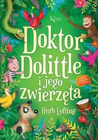 Doktor Dolittle i jego zwierzęta - Hugh Lofting: Lektury szkolne