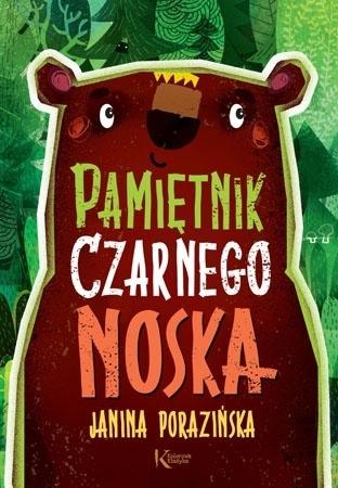 Pamiętnik Czarnego Noska - Janina Porazińska : Lektury szkolne