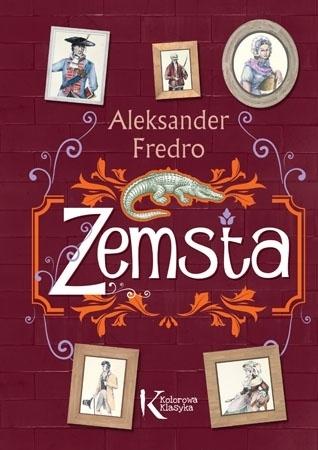 Zemsta - Aleksander Fredro : Lektury szkolne