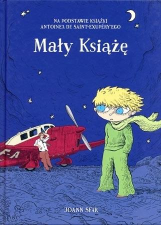 Mały Książę - komiks - Joann Sfar : Dla dzieci i młodzieży