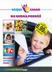 Księga zabaw na nudną podróż : Dla najmłodszych
