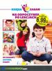 Księga zabaw na odpoczynek po lekcjach : Dla najmłodszych