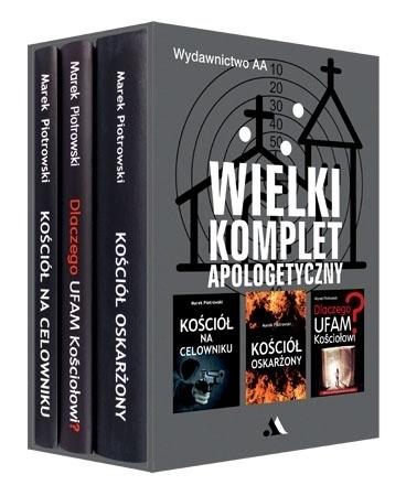 Wielki komplet apologetyczny - Marek Piotrowski : Poradniki duchowe