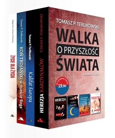 Walka o przyszłość świata. Komplet 4 książek - Tomasz P. Terlikowski