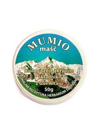 Maść Mumio 50 g