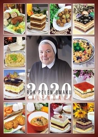 Rok pełen smaku 2020 - Siostra Anastazja : Kalendarz
