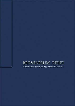 Breviarium Fidei. Wybór doktrynalnych wypowiedzi Kościoła : Nauczanie Kościoła