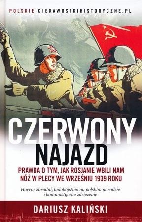 Czerwony najazd - Dariusz Kaliński