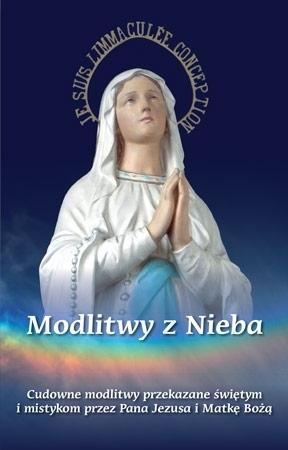 Modlitwy z Nieba - abp Pavel Hnilica SJ : Modlitewnik