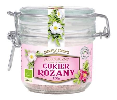 Cukier różany ekologiczny, 150g