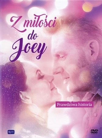 Z miłości do Joey. Książeczka z filmem DVD