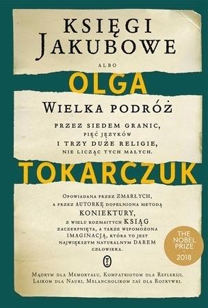 Księgi Jakubowe - Olga Tokarczuk : Proza polska