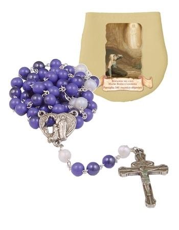 Różaniec chorych ku czci Matki Bożej z Lourdes. Pamiątka 160-lecia objawień : Dewocjonalia