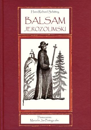 Balsam Jerozolimski - Hans Richard Schittny : Poradnik
