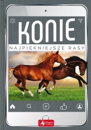 Konie. Najpiękniejsze rasy - Katarzyna Piechocka : Album
