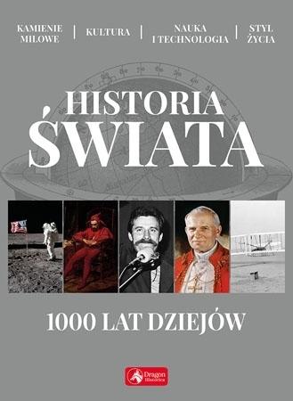 Historia świata. 1000 lat dziejów : Atlas