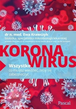Koronawirus - dr n. med. Ewa Krawczyk : Zdrowie
