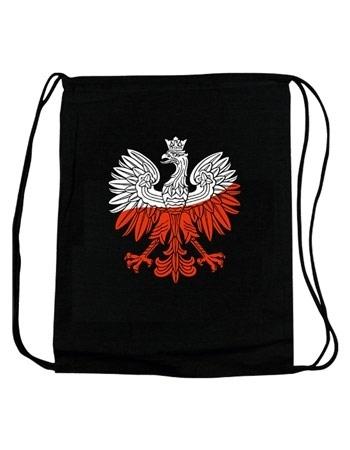 Worek – plecak. Polski Orzeł