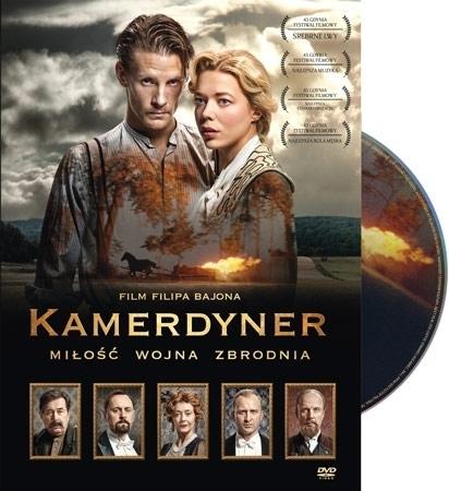Kamerdyner. Film DVD